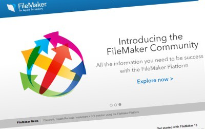International Apple Owned Company FileMaker