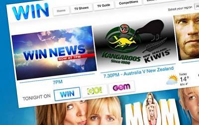WIN Television Web Development