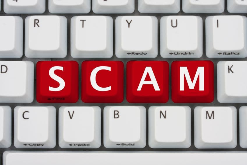 Google Adwords Scam Callers from Online Technologies