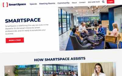 WordPress Website for UOW SmartSpace