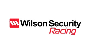 logo for wilson security racing